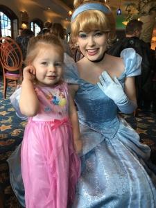 Vivian and Cinderella